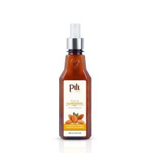 aceite de almendras pili