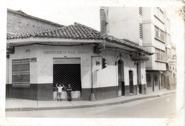 DROGUERIA SAN JORGE HISTORIA