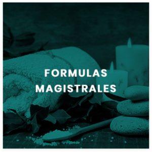 Que son las formulas magistrales