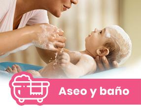 BEBES ASEO Y BANO