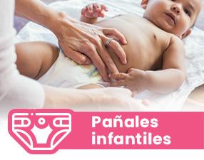 PANALES INFANTILES